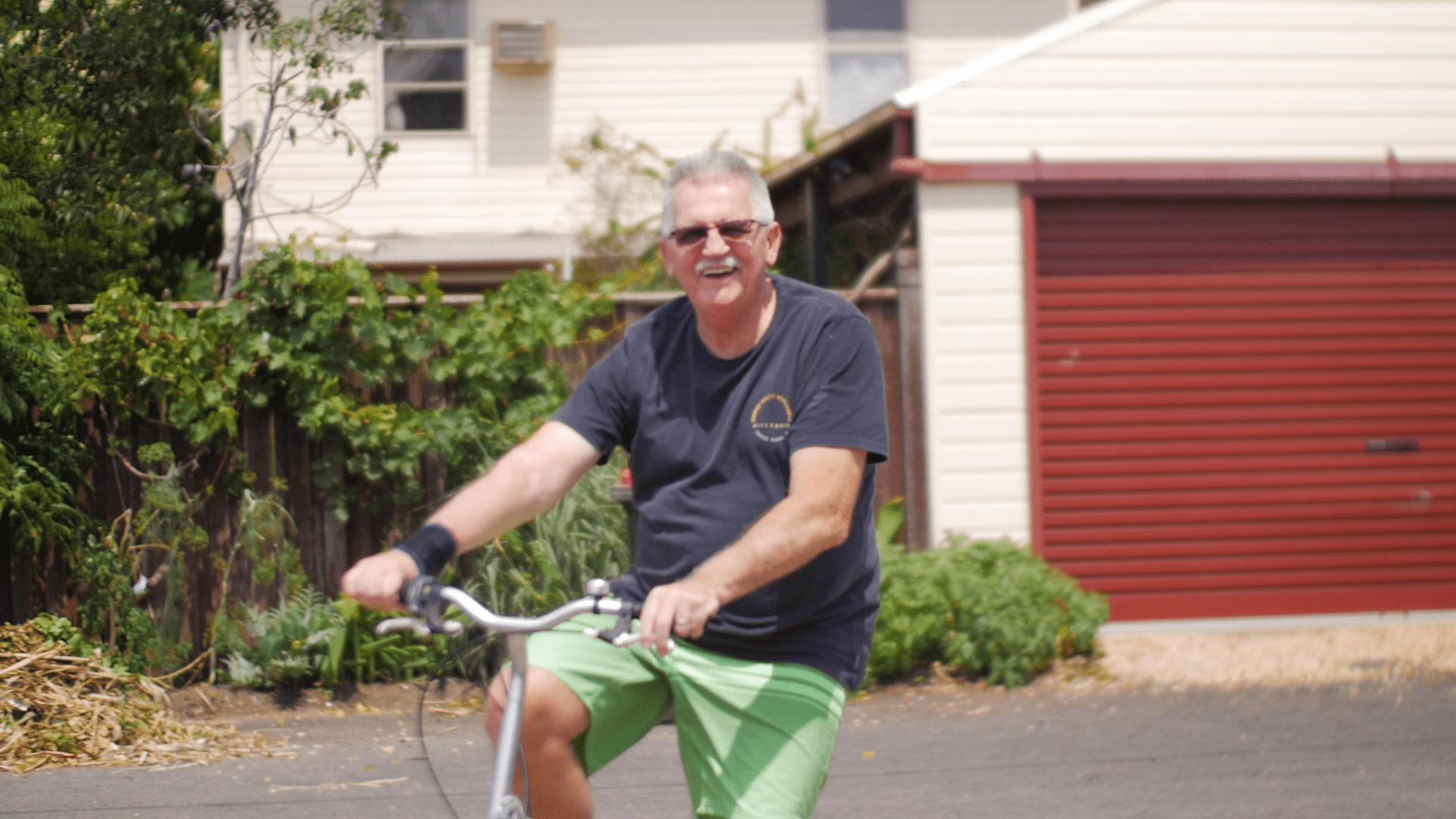 Jeff Rides Again