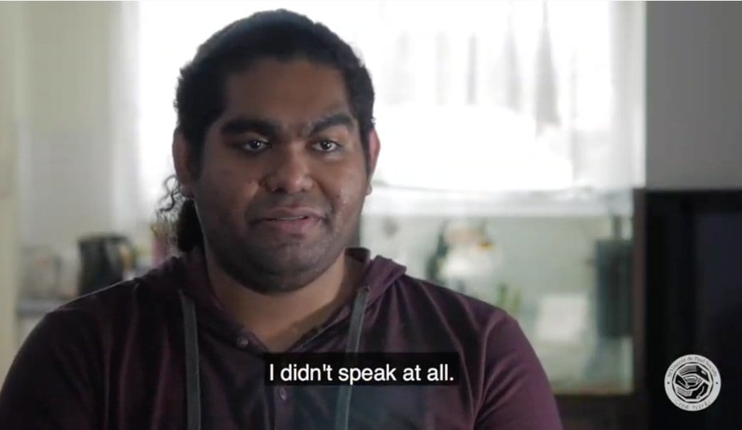 Isaac's NDIS journey - connecting through culture